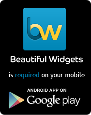 Get Beautiful Widgets